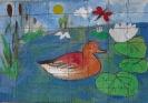 """Отличени творби в конкурса за проект на пъзел на тема:  """"Влажните зони – прехрана, развлечение и биоразнообразие"""" 2016 г."""