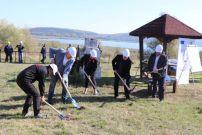 """Започва израждането на западния канал в поддържан резерват """"Сребърна"""""""